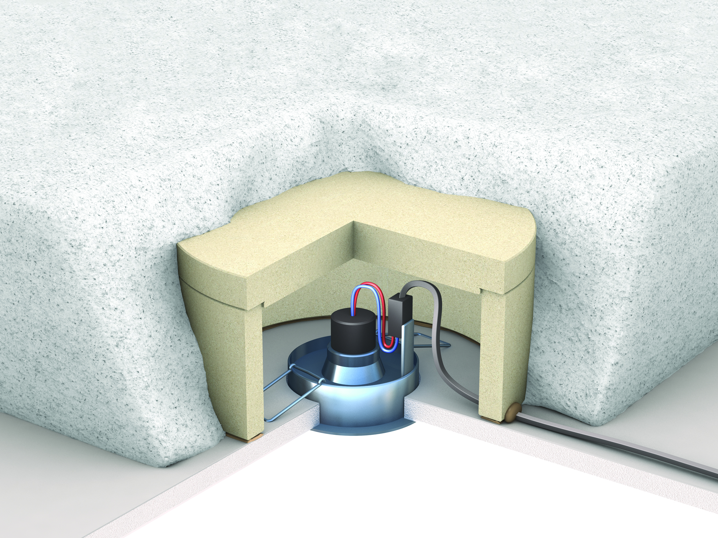 protec spot protecteur thermique batipresse. Black Bedroom Furniture Sets. Home Design Ideas