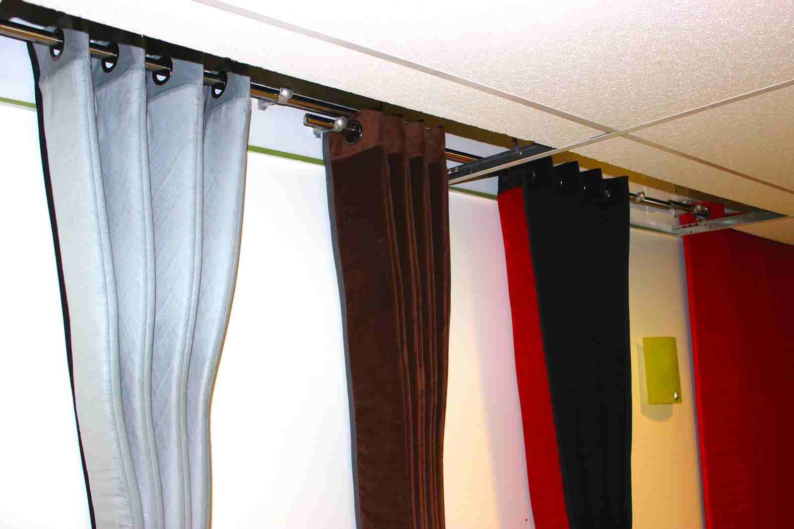 silence shop unique au monde le rideau anti bruit batipresse. Black Bedroom Furniture Sets. Home Design Ideas
