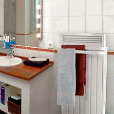 Radiateur électrique sèche-serviette Aterno.