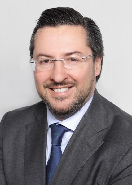 Federico Gil de la Puente, nouveau Directeur Général France de Knauf Insulation