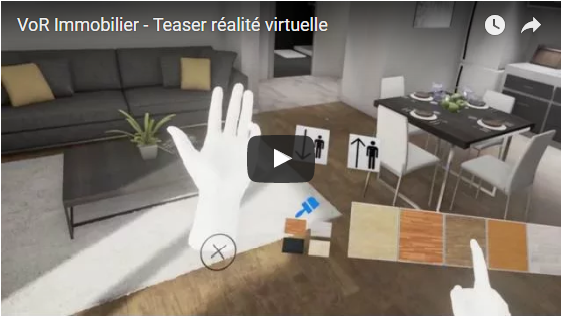 VOR Immobilier : innovations digitales pour l'immobilier neuf