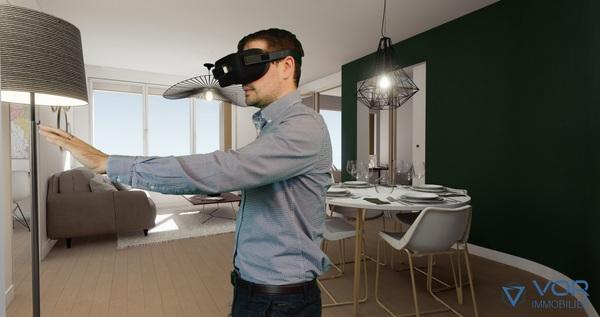 VoR Immobilier investit le complexe MK2 VR aux côtés d'Emerige