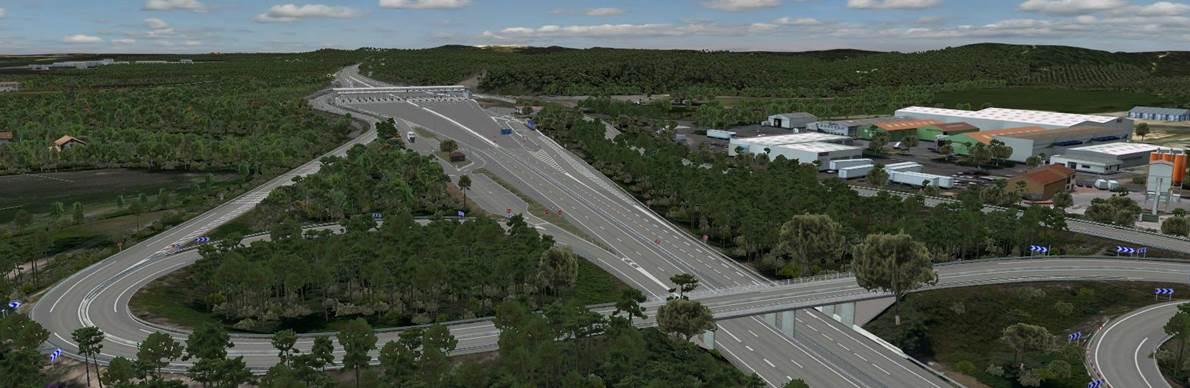 le BIM au coeur des projets d'infrastructures ! Avec ASF pour les travaux d'élargissement de l'Autoroute A63