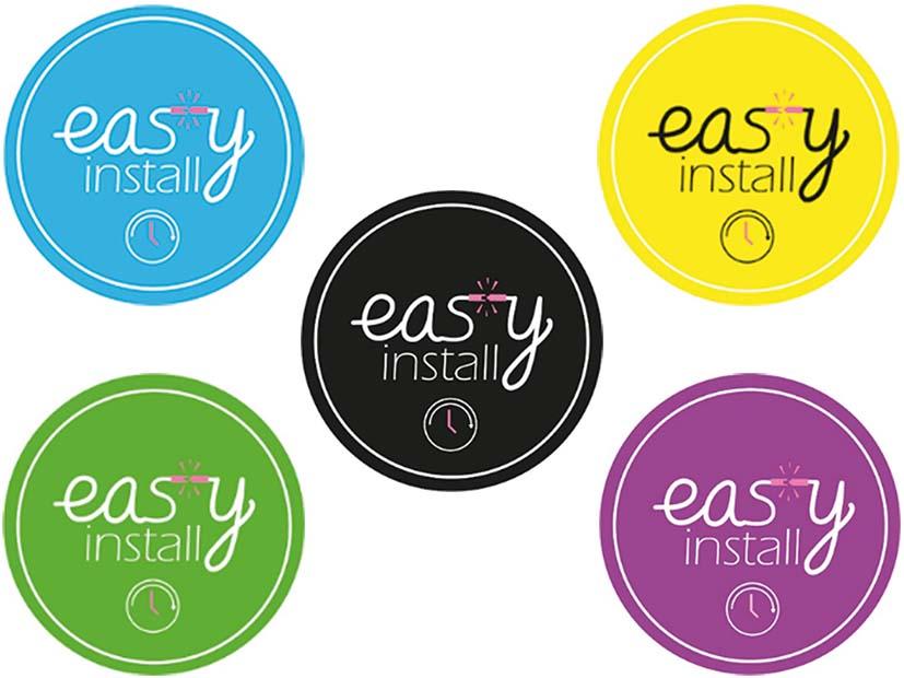 Sewosy crée une marque pour désigner ses produits faciles à installer
