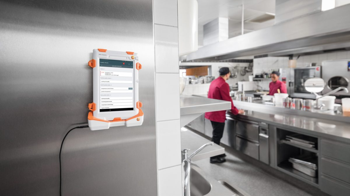 testo Saveris Restaurant : une solution clé en main au service de la qualité alimentaire