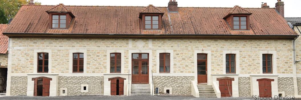 Decopierre® rénove les écuries du Toulay et redonne allure à une bâtisse du 19ème siècle