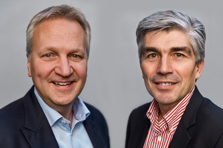 Hager Group Mike Elbers et François Lhomme
