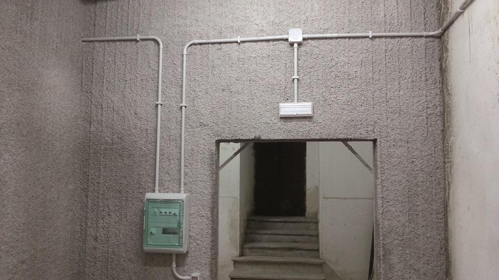 Protherm Light Heavy® peut être utilisé comme un enduit de base pour l'intérieur des habitations comme des bureaux, mais aussi des usines, des magasins