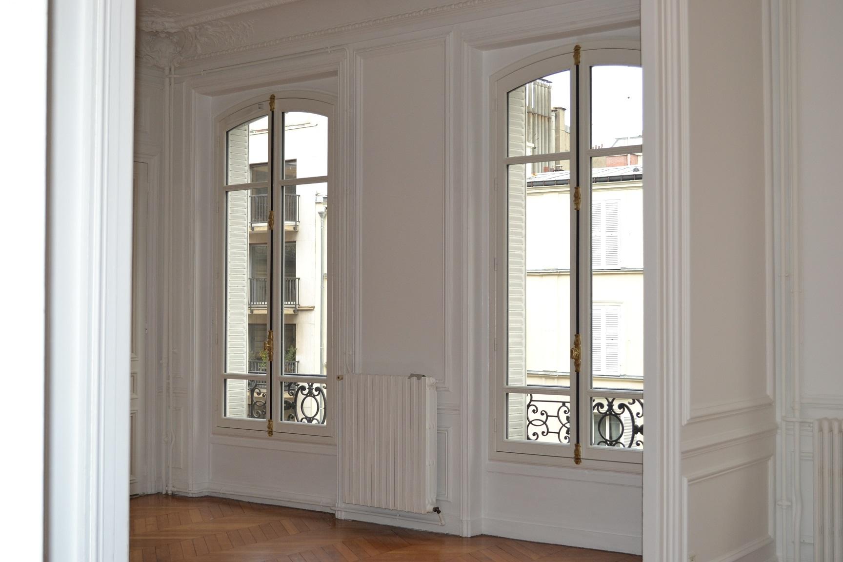 Chaque appartement dispose de 20 fenêtres.