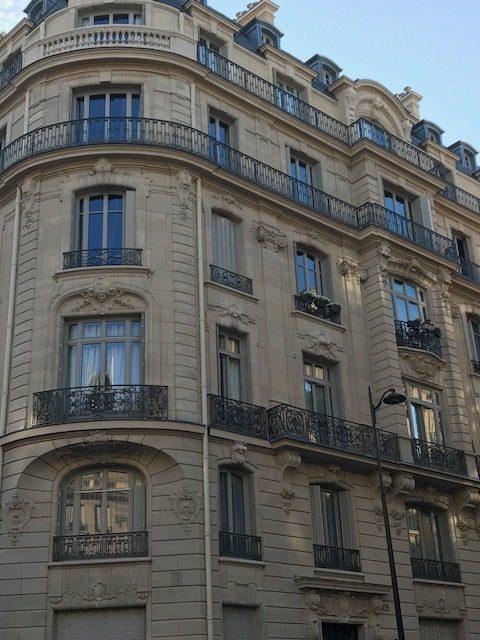 Rénovation immeuble Haussmannien de 1880 avec 40 logements locatifs