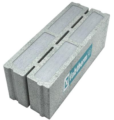 Gamme de blocs isolants Fabtherm® – La solution constructive Fabemi vraiment béton