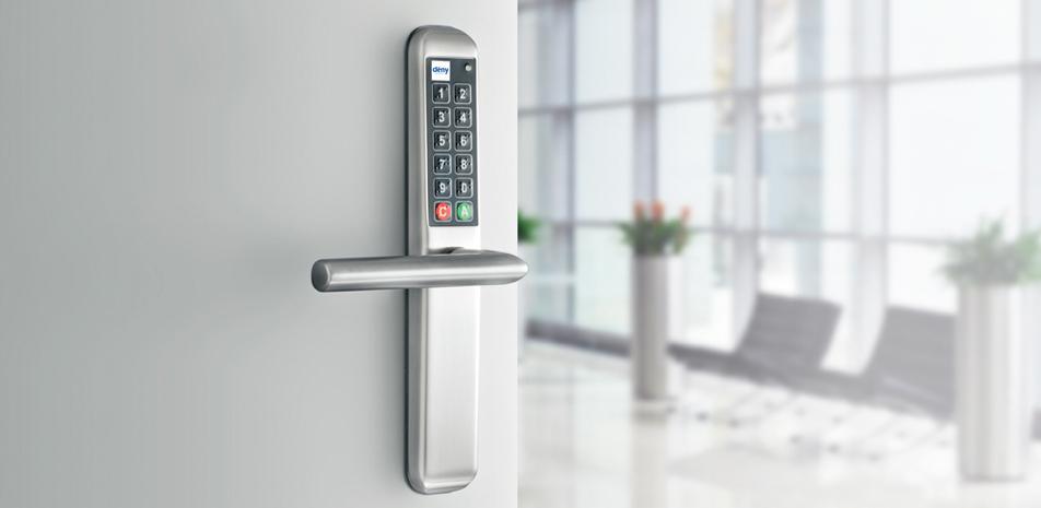 Dény Security complète sa gamme de béquilles électroniques avec EasyKey