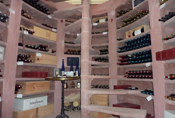 Construction de cave à vin enterrée HELICAVE : le défi relevé de l'étanchéité en sous-sol