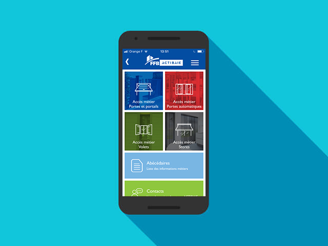 ACTIBAIE lance son application mobile