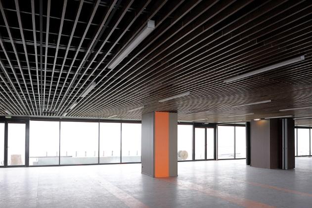 Revêtement projeté pâteux PROMASPRAY®-P300 de Promat : Une solution feu renforcée pour la protection des structures acier