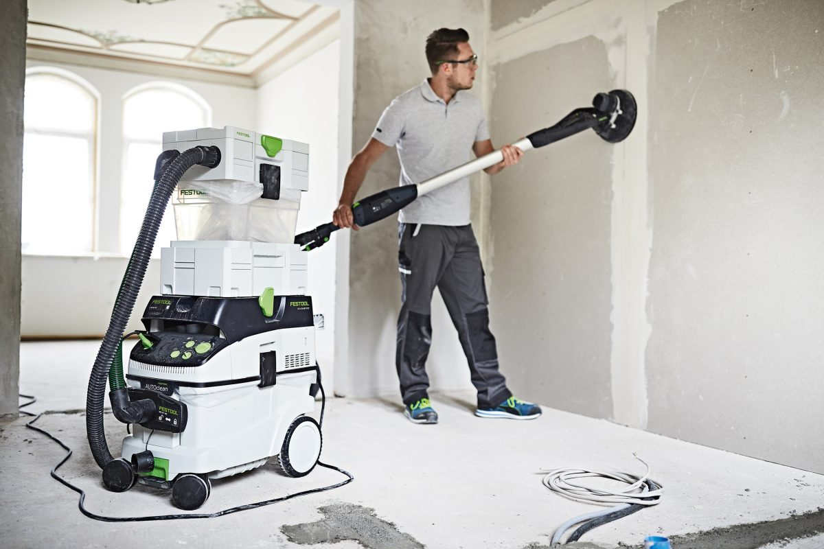 nouveau s parateur de poussi re festool ct va technologie cyclonique une aspiration efficace. Black Bedroom Furniture Sets. Home Design Ideas