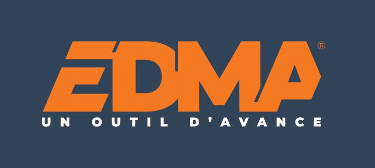 EDMA Outillage dévoile sa nouvelle identité visuelle