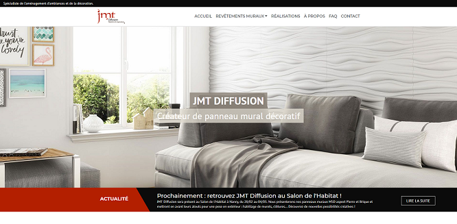 JMT Diffusion sort son nouveau site !