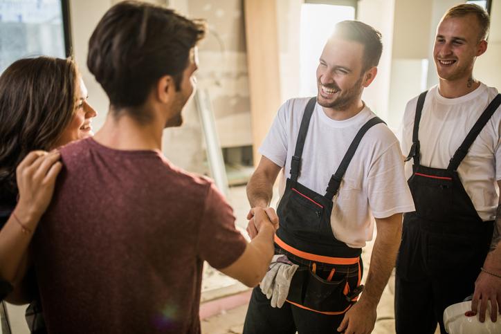 360Travaux® cultive confiance et qualité pour accompagner les particuliers dans leurs projets