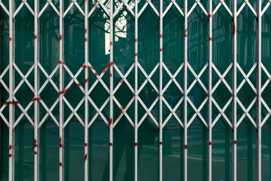 Quel est le prix d'un rideau métallique de protection ?