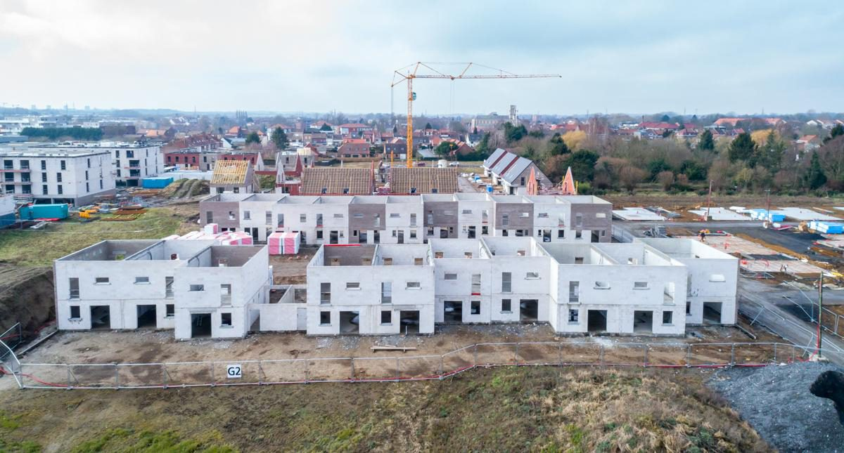 XELLA – CONSTRUCTION DU QUARTIER RÉSIDENTIEL « DOMAINE GRAND AIR » À WAMBRECHIES (59)