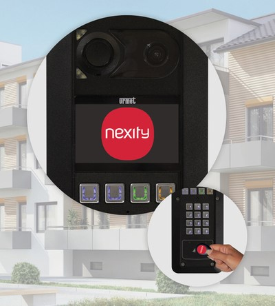 Urmet fournisseur partenaire de Nexity pour les trois prochaines années