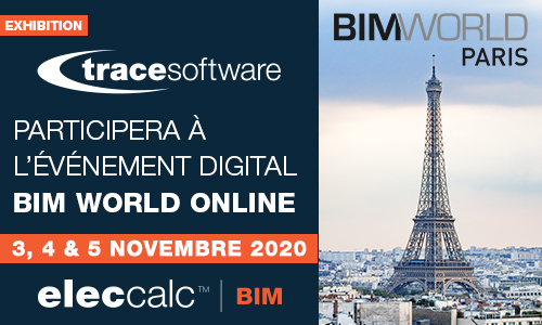 Trace Software participe à l'événement BIM World en version digitale