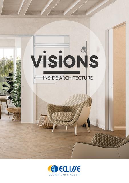 Pour la 1ère fois, Eclisse France s'adresse plus spécifiquement aux architectes et décorateurs d'intérieur