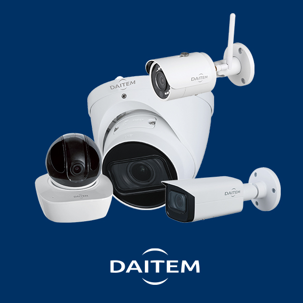 Nouvelle génération de caméras Daitem : au service de la protection des locaux professionnels
