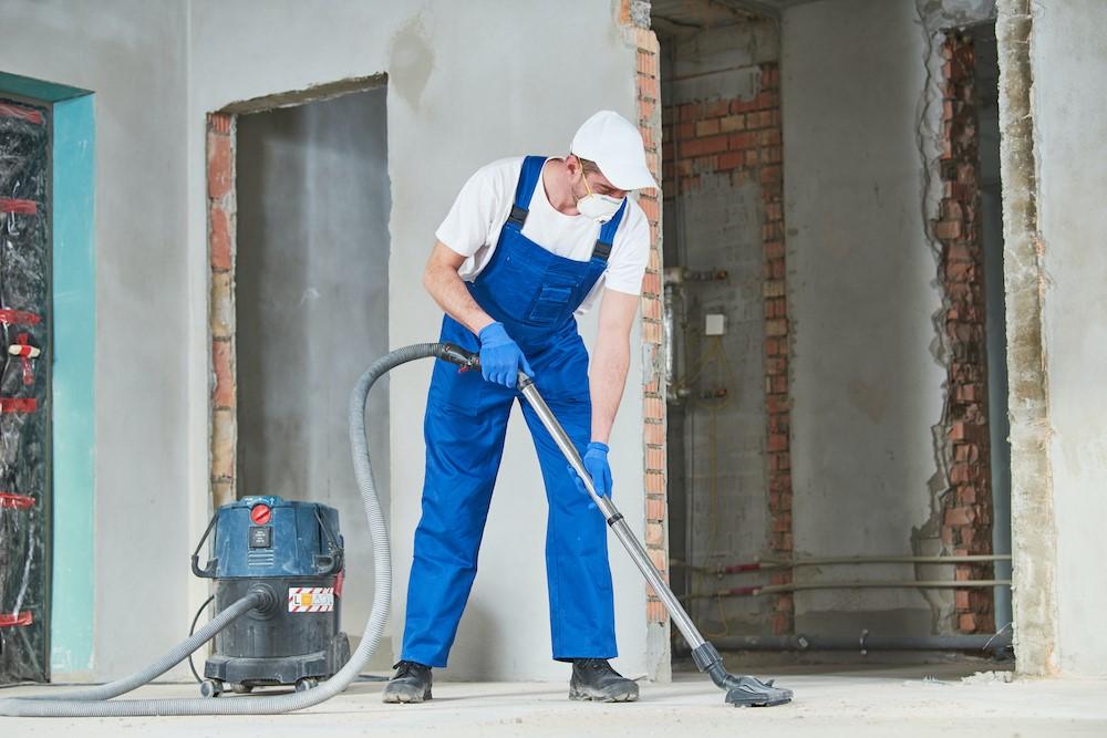 Quel aspirateur choisir pour la poussière de chantier de rénovation ?
