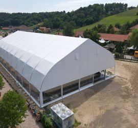 Monter un hangar agricole sans  permis de construire