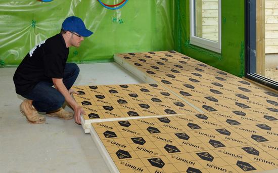 au salon ARTIBAT, Unilin Insulation met en avant sa gamme Comfort, conforme à la RE2020