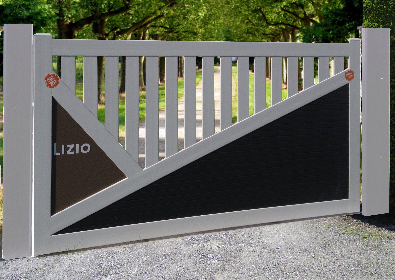 Mousse Sur Portail Pvc lizio, le nouveau portail cadiou industrie fait rimer pvc et