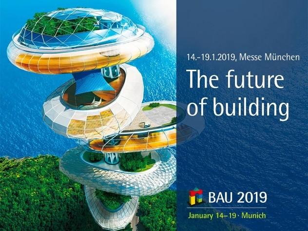 Le Groupe ELCIA exposant pour la 1ère fois sur le salon BAU 2019 (Allemagne) – Hall C5 Stand 530
