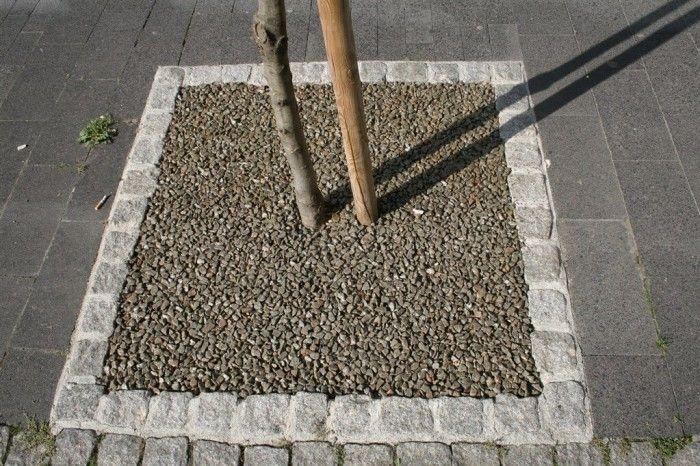 Sécuriser les arbres et les lieux de passage des piétons