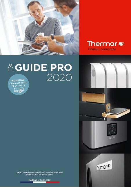 Le nouveau Guide Pro 2020 THERMOR est arrivé !