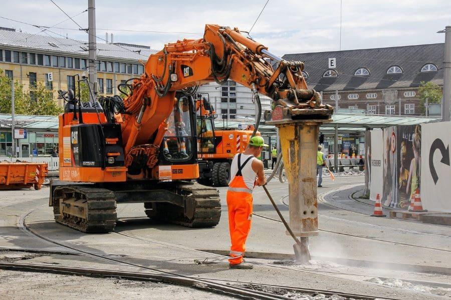 Sécurité et accessibilité des piétons durant un chantier