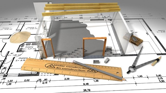 Utilités des scanners 3Dpour les professionnels de l'immobilier et du bâtiment