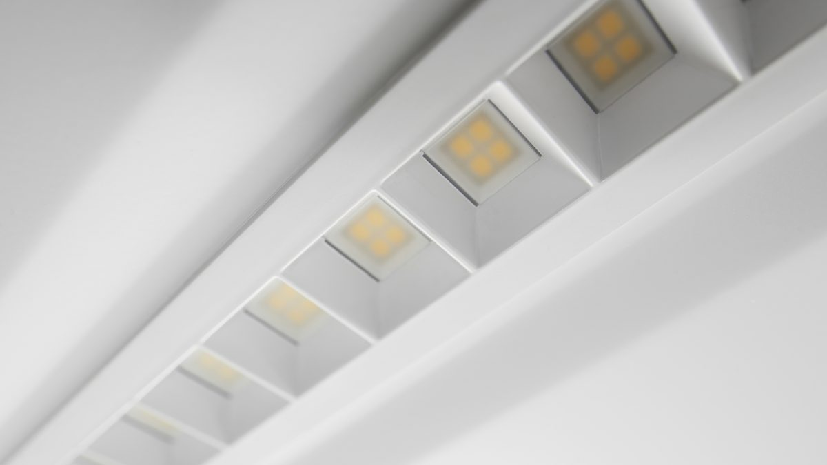 OPTICLIP, nouveau luminaire éco-responsable à modules LED remplaçables de Sylvania