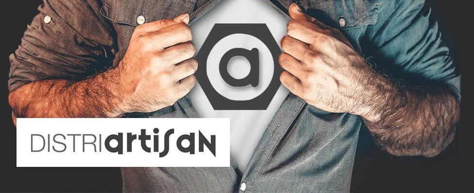 Distriartisan.fr : Commandez vos matériaux en ligne