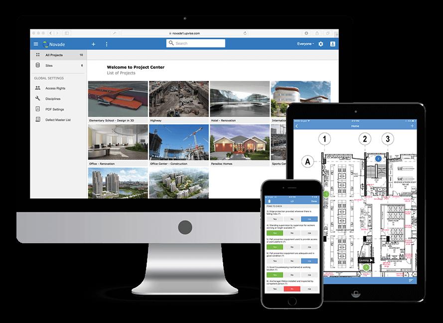 Novade lance un écosystème digital unique pour le secteur de la construction
